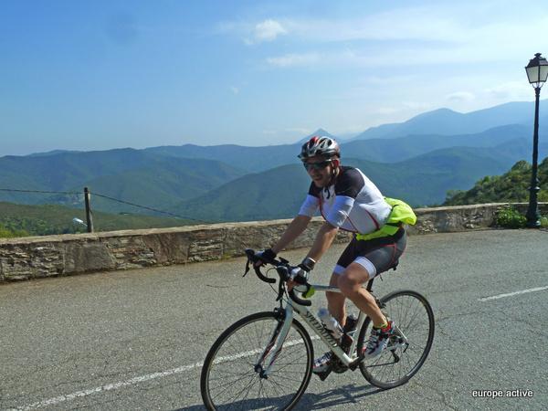 Toute La Corse En Gites Stage Cyclisme